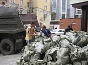 Вывозим мусор ломовозами в Масловке, вывоз мусора Масловка, утилизация отходов Масловка