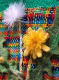 Декоративный карман. Одуванчик. Новочебоксарск