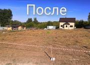 Покос травы Масловка, косим траву в Масловке в Воронежской облати Масловка