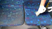 Химчистка салона автобуса. Краснодар
