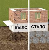 Усиление конструкций в Рамони и усилить конструкции в области Воронежа Рамонь Рамонь