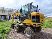 Мини экскаватор Hitachi 12, 2, 5 тонны, два ковша Санкт-Петербург
