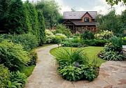 Ландшафтный дизайн Масловка, озеленение в Масловке и области Масловка