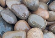 Галька моская натуральный камень для ландшафтного дизайна Тольятти