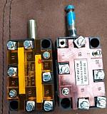 Выключатель концевой КИГ клеммной коробки двигателя подъёма электрической тали. Уфа