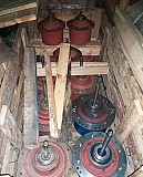 Двигатель подъема болгарского тельфера КГ. Уфа