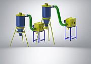 Модуль досушки, оборудование для утилизации пластмасс Северобайкальск
